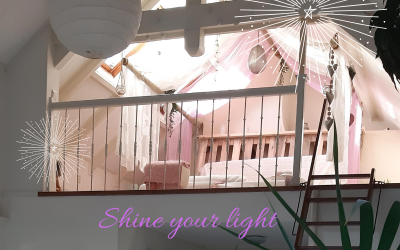 Shine your light